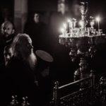 Преосвященный Парамон, епископ Бронницкий, отслужил молебен пред честными мощами Святителя Тихона, Патриарха Всероссийского