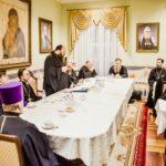 Общее собрание духовенства Северного и Северо-Западного Викариатств Московской епархии