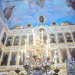 Посещение Преосвященным Парамоном, епископом Бронницким Спасского и Зеленоградского благочиний