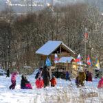 Святочные гуляния в Рождествено