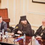 Преосвященный Парамон, епископ Бронницкий возглавил секцию Рождественских чтений – «Христианская семья – Домашняя церковь»