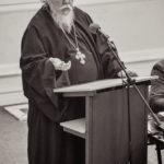 Прот. Дмитрий Смирнов выступает на секции Рождественских чтений – «Христианская семья – Домашняя церковь»