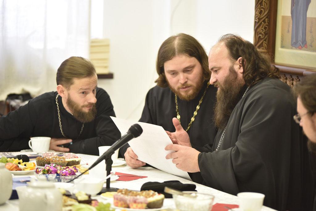 Собрание приходских миссионеров-катехизаторов Северо-западного викариатства
