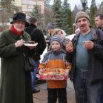 Широкая масленица в Зеленограде