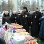 Престольный праздник в храме священномученика Ермогена, Патриарха Московского и всея Руси, в Южном Тушине