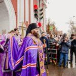 В Донской монастырь прибыли мощи святителя Луки (Войно-Ясенецкого)