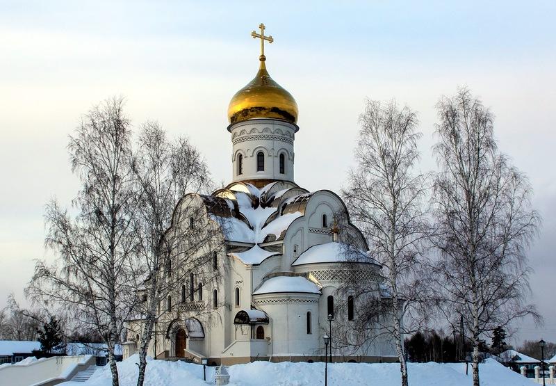 16 апреля начинается строительство храма Николая Чудотворца на Щукинской