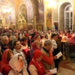 Светлое Христово Воскресение в храме Рождества Христова в Митино